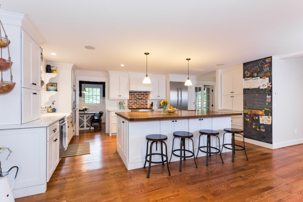 Kitchen Redesign Arlington VA