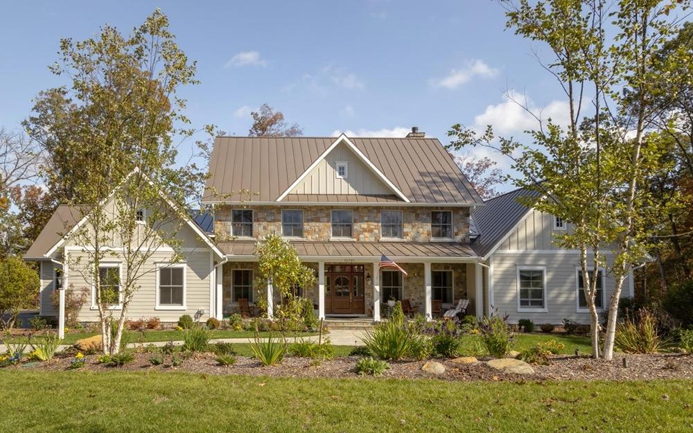 home building VA