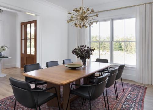 Luxe Lakehouse - Dining Room