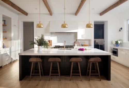 Luxe Lakehouse - Kitchen